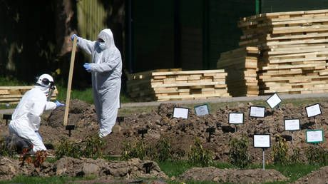 Dithering while Britain burned: Lockdown delay led to UK Covid-19 death toll soaring to worst in Europe, says report