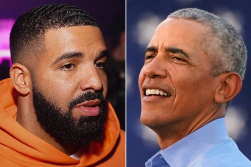 Obama gives Drake 'stamp of approval' to play him in biopic