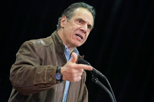 Second former aide accuses Gov. Andrew Cuomo of sexual harassment: report