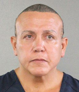 Mail bomb suspect's van had American Top Team sticker: 'Nobody knows him,' founder says