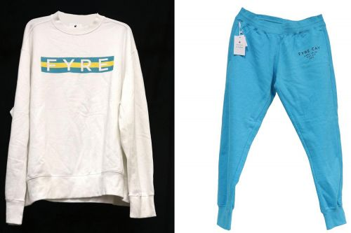 Fyre Festival-branded clothing up for auction, starting at $10