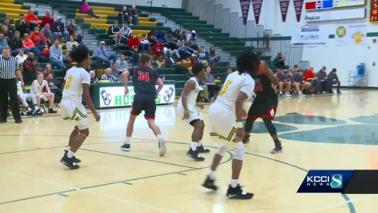 Hoover slows down Ames, 58-44