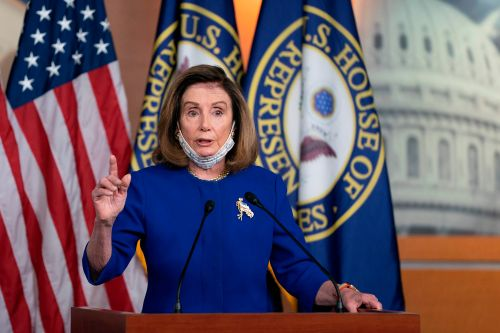 Rep. McCarthy threatens vote to oust Pelosi as speaker if she tries impeachment