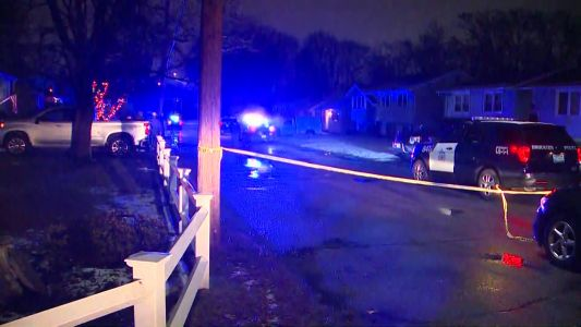 Man fatally shot in head outside home, sources say