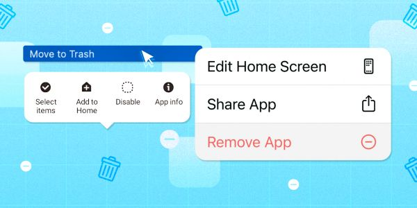 How to delete apps on any device to free up storage space and save battery life