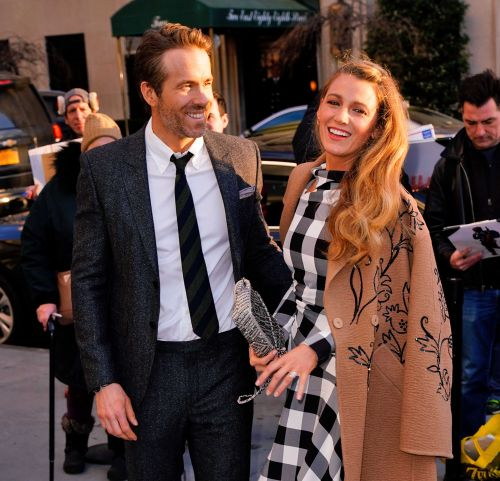 Ryan Reynolds and Blake Lively donate $400,000 to New York's hardest-hit hospitals