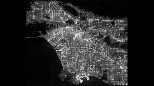 Planet-Hunting Cubesat Spies Los Angeles from Space!