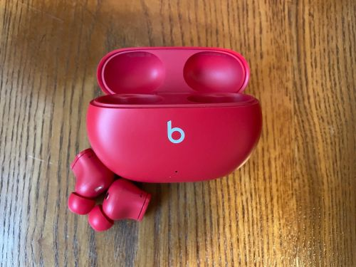 I tried the new $150 Beats Studio Buds that are like cheaper AirPods for both iPhone and Android. They sound great, but still work best with iPhones