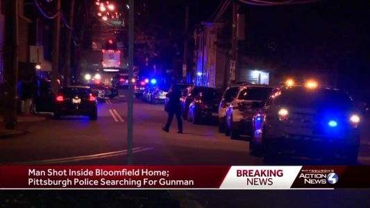 Police searching for gunman after man shot inside Bloomfield home