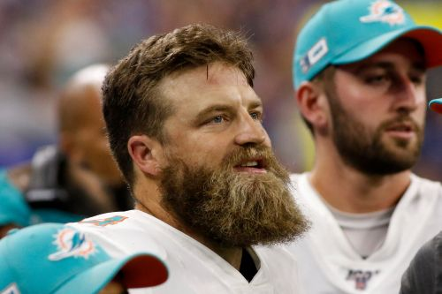 Dolphins quarterback Ryan Fitzpatrick enjoys ruining 'Tank for Tua' narrative