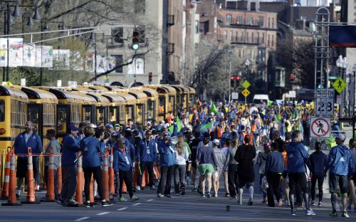 B.A.A. offering refunds to Boston Marathon runners