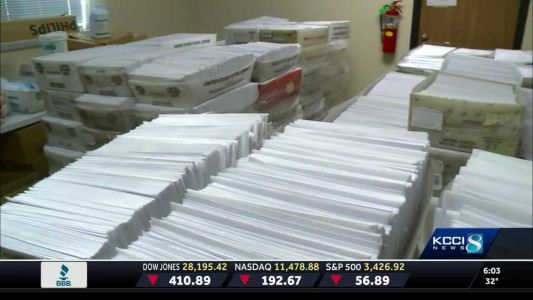 Saturday is deadline for Iowans to request absentee ballot