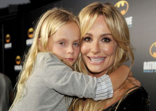 Taylor Armstrong says daughter Kennedy doesn't miss late husband Russell