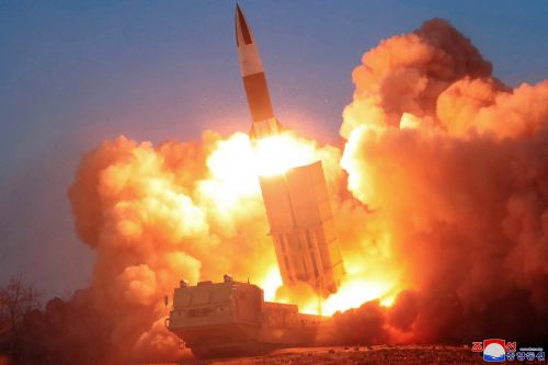 North Korea may amass almost 250 nuclear weapons by 2027: report