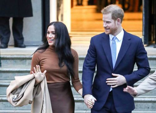 Harry and Meghan are dropping the word 'Royal' from their brand