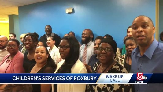 Wake Up Call from Children's Services of Roxbury