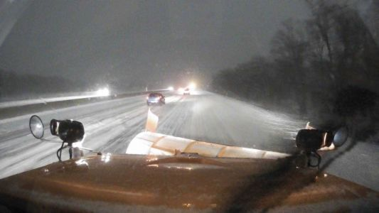 Road Conditions: Travel not advised for portions of Iowa