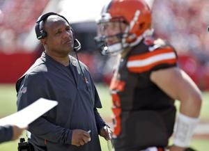 """Browns' Jackson not pointing fingers, will """"help"""" offense"""