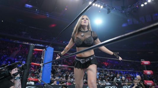 Velvet Sky From Ring Of Honor: 'Character Development A Lost Art'