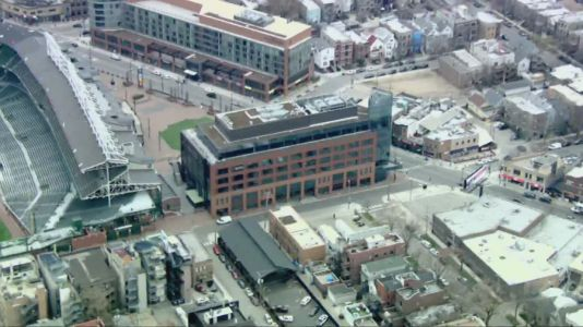 Gallagher Way at Wrigley Field, Chicago State University vaccination sites open Monday