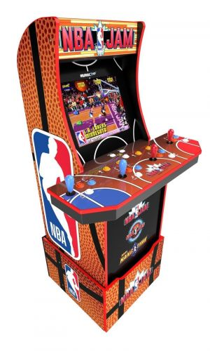 Bring the arcade home with the NBA Jam Arcade Machine this Black Friday