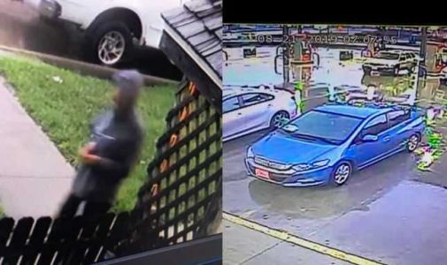 Police find child in car stolen from Casey's, suspect at large