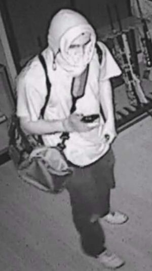 State police, ATF trying to identify firearms thief