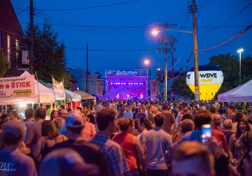 Deutschtown Music Festival canceled due to pandemic