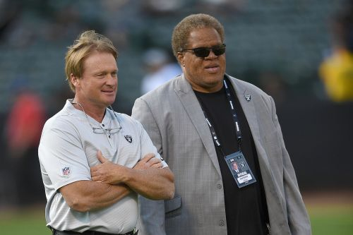 Jon Gruden wins power struggle as Raiders fire Reggie McKenzie
