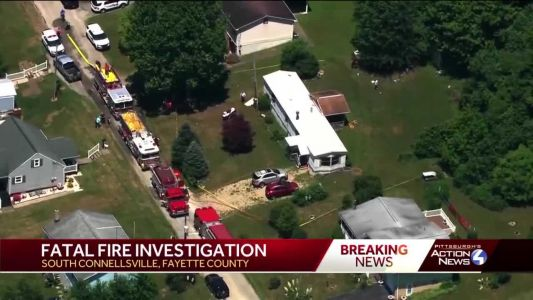 Deadly fire under investigation in Fayette County