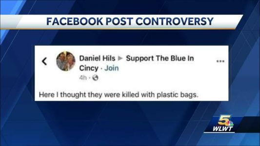Facebook post from Cincinnati's police union president over Avondale shooting draws outrage