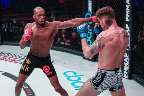 Michael Page vs. Derek Anderson booked for Bellator 258 in May