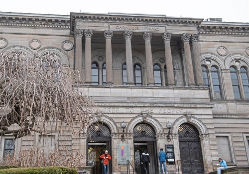 Libraries, parks to get 62% of RAD grants in 2021
