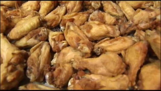 'Record year' predicted for chicken wing-eating during Super Bowl LIV
