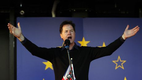 Facebook hire former UK deputy PM, Nick Clegg, as head of global affairs