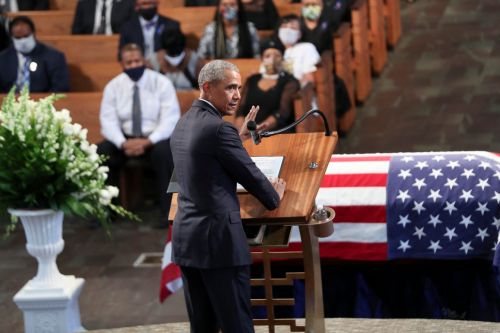 Trump did not attend John Lewis' funeral. Here are 4 other major funerals he missed while president
