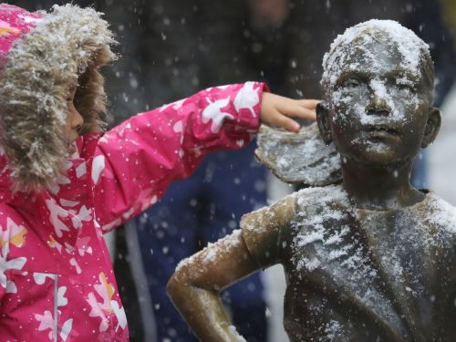The $2.5 trillion investment giant behind Fearless Girl has been voting against gender and diversity resolutions. Here's why