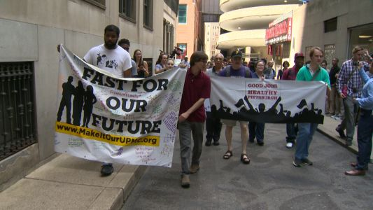 Community groups want UPMC to keep them in mind as they plan $2 billion expansion