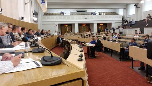 Frustrated committee votes to recess hearing on RMV lapses