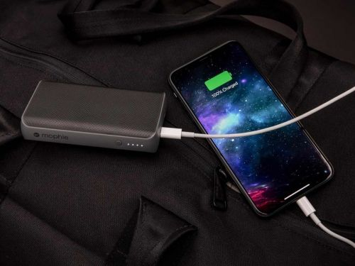 Mophie's powerstation PD recharges half your iPhone's battery in 30 minutes
