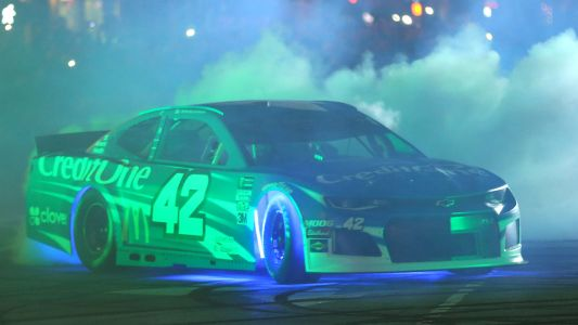 Will NASCAR use underglow lights on cars for the All-Star Race at Bristol?