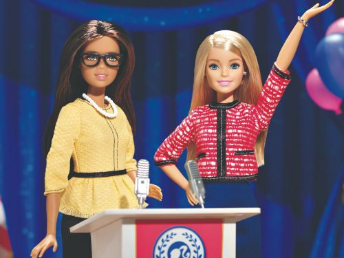 Barbie is a feminist icon and the role model little girls need today