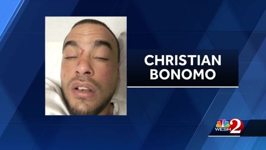 Man accused of beating, dragging wife in Lake County