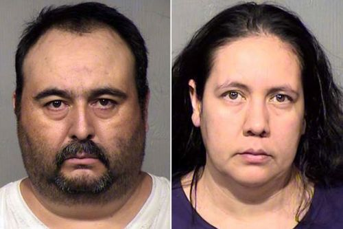 Couple accused of forcing day laborer into sex at gunpoint