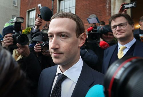 Facebook spent $23 million on Mark Zuckerberg's security last year. That's $3 million more than in 2019, partly thanks to increased security risks during the election