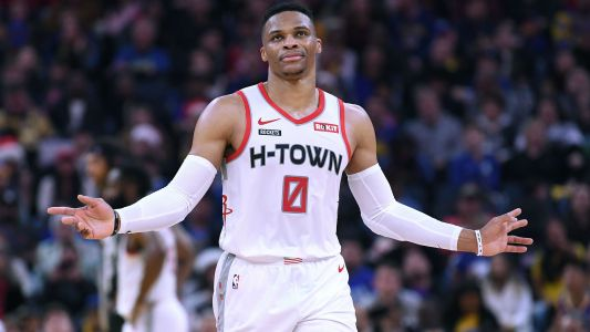 Rockets trade Russell Westbrook to Wizards for John Wall, 2023 protected first-round pick, per report