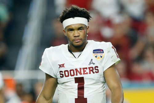 Cardinals' Kyler Murray crush could turn NFL draft in a second