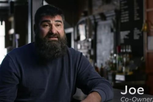 Biden campaign pulls ad featuring 'struggling' bar owner outed as wealthy investor