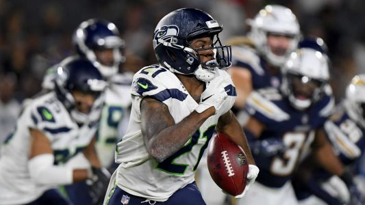 Seahawks' J.D. McKissic out 4-6 weeks with foot fracture, report says
