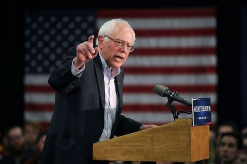 Sen. Bernie Sanders says he is running for President